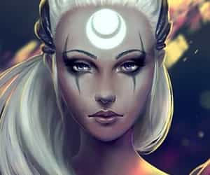 diana and league of legends image