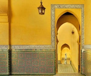 morocco and yellow image