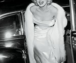 Marilyn Monroe, actress, and dress image