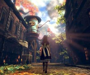 alice madness returns and wonderland image