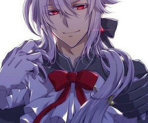 anime, habdsome, and ferid image