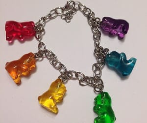 aesthetic, bracelet, and colorful image