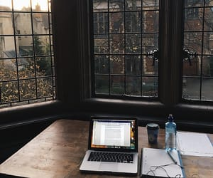 work, autumn, and study image