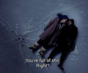movie, quotes, and couple image