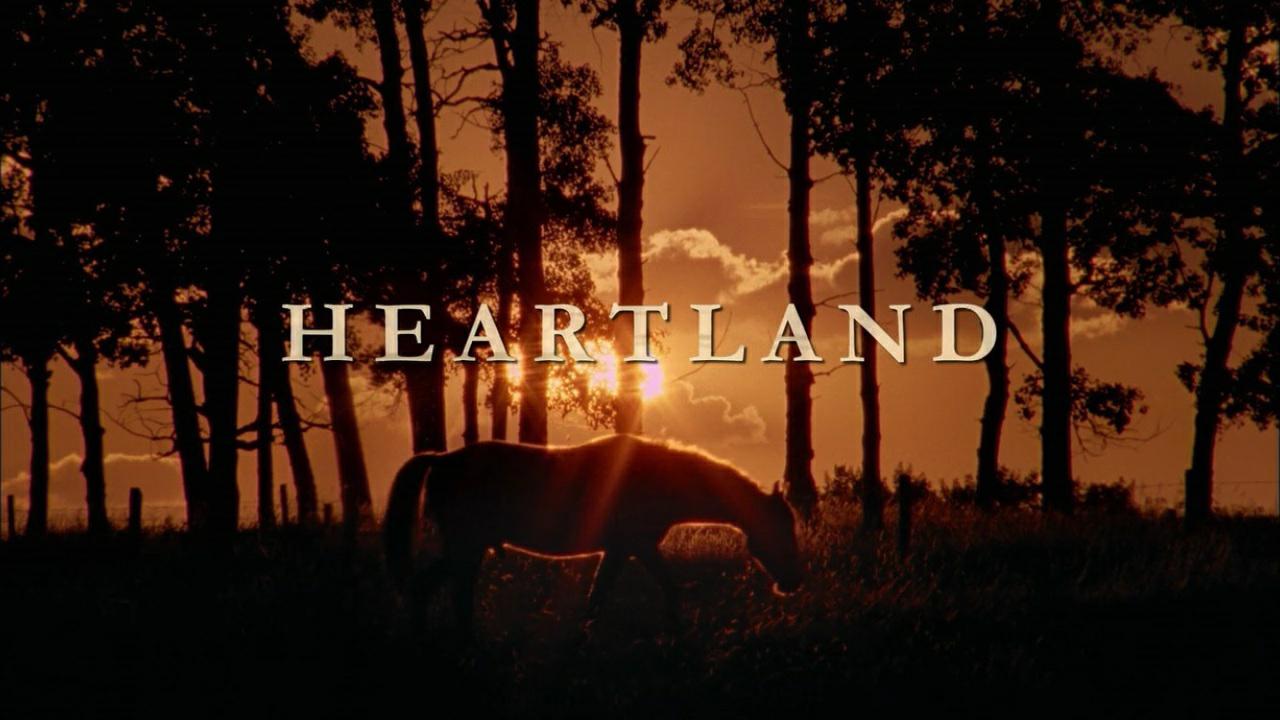 heartland and tv serie image