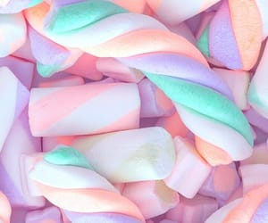 marshmallow, sweet, and candy image
