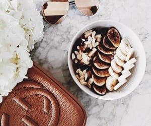 aesthetic, food, and gucci image