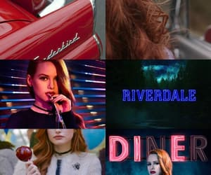 wallpaper, riverdale, and cheryl blossom image