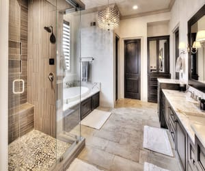 bathroom, beautiful, and classic image