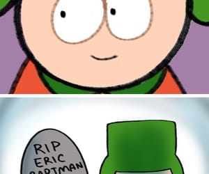 eric cartman, ec, and South park image
