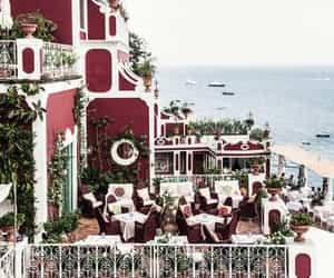 Amalfi coast, country, and red image