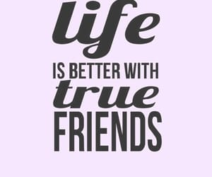 friends, friendship, and life image