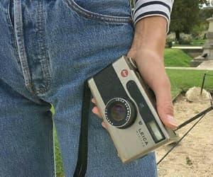 camera, aesthetic, and grunge image