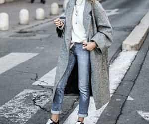 dress, vogue, and fashion image