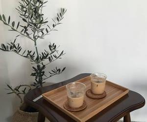 coffee, minimalism, and interior image