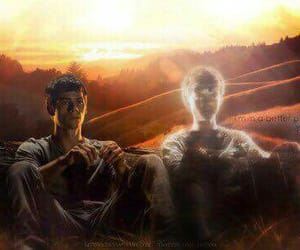 the maze runner and newtmas image