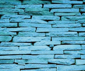 aesthetic, blue, and pattern image