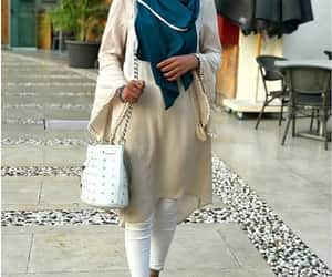 cardigans, hijab, and scarf image