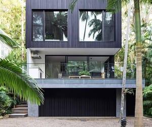 beach house, home, and house image