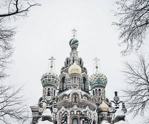 russian, winter, and aesthetic image