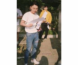 asian, hong dabin, and hiphop image