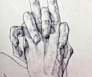 aesthetic, alternative, and hands image