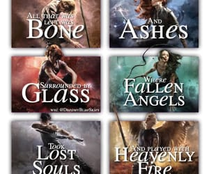 books, the mortal instruments, and tmi image