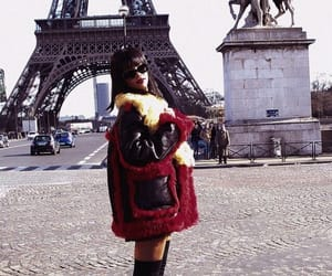 rihanna and fashion image