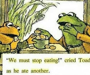 funny, food, and toad image