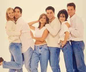 friends, Jennifer Aniston, and f.r.i.e.n.d.s image