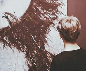 bts, wallpaper, and jimin image