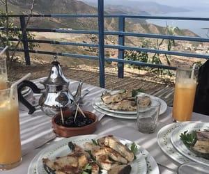 arabic, breakfast, and food image