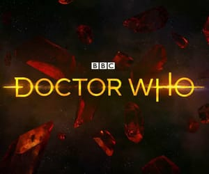 bbc, loving it, and doctor who image