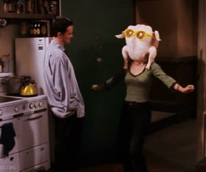 friends, funny, and gif image