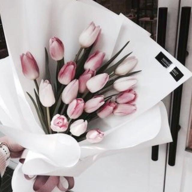 Zahras Futilities Fleurs Du Jour Bonjour On We Heart It