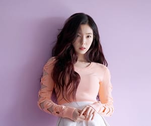 photoshoot, pink, and red velvet image