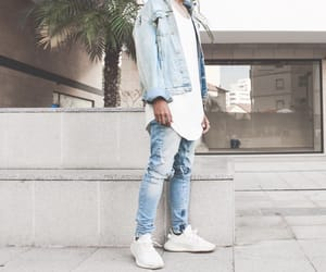 fashion, outfit, and streetwear image