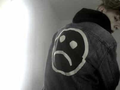 alone, article, and sad image