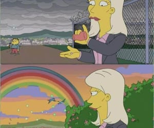 drugs, the simpsons, and pills image