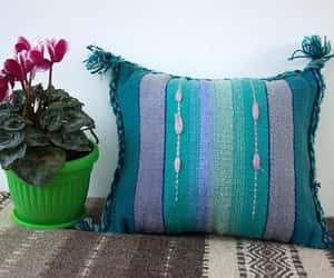 boho, etsy, and throw pillows image