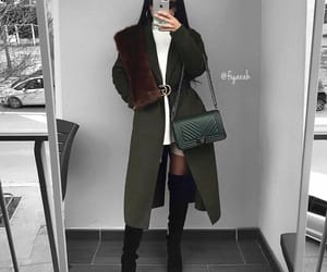 outfit clothes, winter hiver, and ootd tenue love image