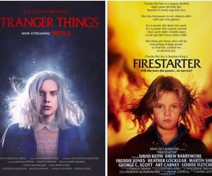 1980s, firestarter, and stranger things image