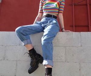 fashion, outfit, and alternative image