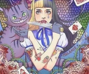 melanie martinez and mad hatter image