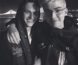 13 reasons why, brandon flynn, and alex image