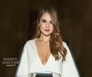 dulce maria, editing, and fangirl image