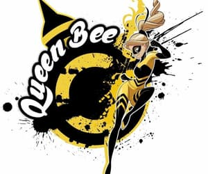 chloe, miraculous, and queen bee image
