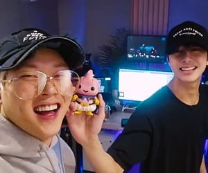 lq, jooheon, and hyungwon image