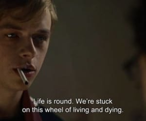 life, quotes, and kill your darlings image