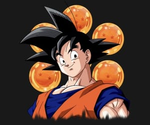 the best, goku, and love him image